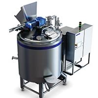 Powder Liquid Mixing System